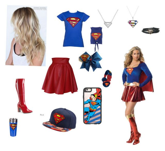 """""""Super girl"""" by janista11 on Polyvore featuring Funlayo Deri, Funtasma, Buy Seasons and Casetify"""