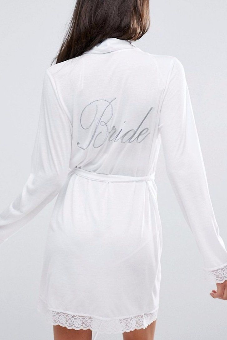 Future Brides, These 13 Gorgeous Wedding Robes Are Under $50 | All ...