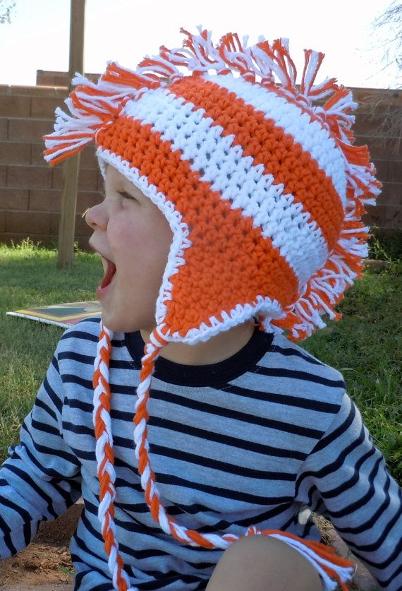 Crocheted hat. I can do this :) | Projects to Try | Pinterest ...