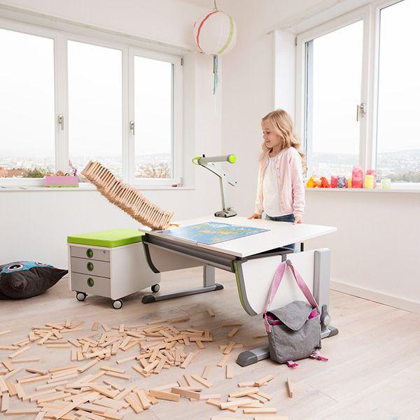 Moll Joker Pro Mobilight Http Moll Funktion Com Produkt Kinderschreibtisch Moll Joker Kid Desk Kids Study Kids Furniture