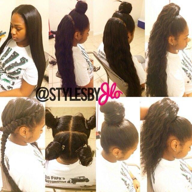 Weaveology 101 Weave Hairstyles Curly Hair Styles Sew In Hairstyles