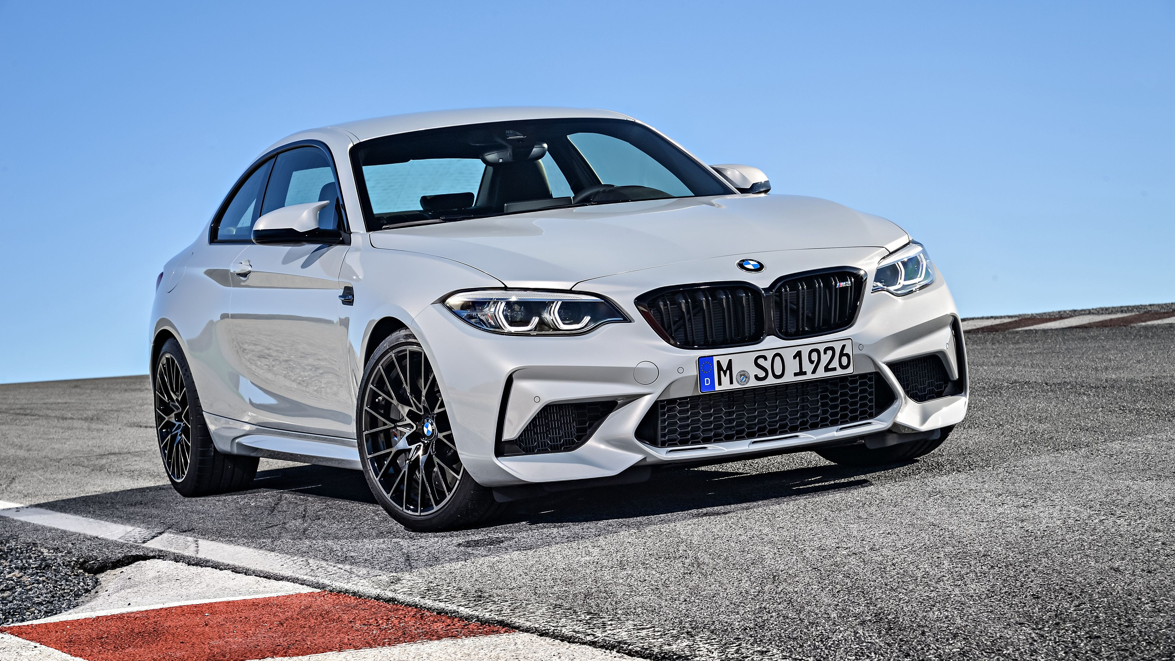 2018 Bmw M2 Competition 4k Bmw M2 Bmw Bmw Cars