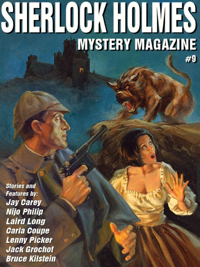 Sherlock Holmes Mystery Magazine Magazine - Buy, Subscribe, Download