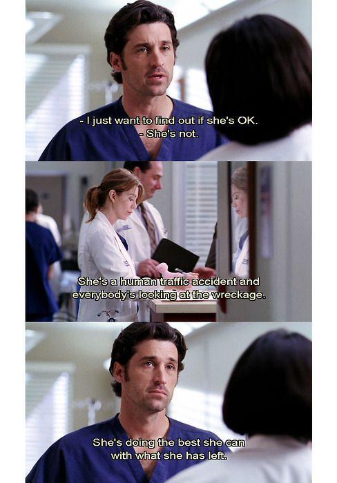 Grey S Anatomy Grey Anatomy Quotes Anatomy Quote Grey S Anatomy Quotes