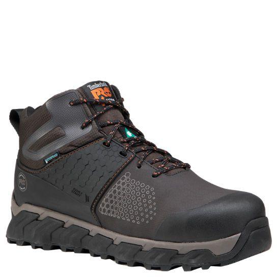 edace2424f2 Cat Footwear P90922 Men's Induction Waterproof Composite Toe Work ...