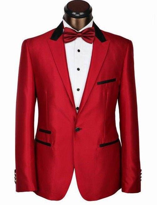 e09d44b432f7 Blazers for Men for Wedding | ... Men Suits For Wedding Men Red Blazer  Dress Suit Coat Pants Brand Men's