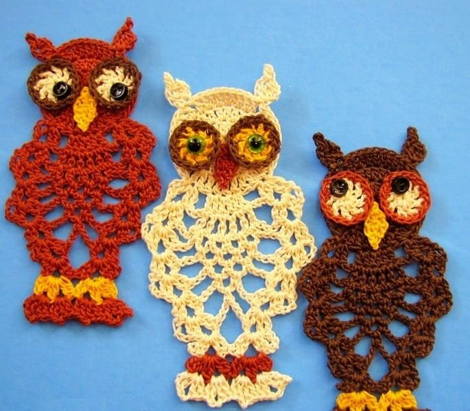 Correo: Maria Victoria Leonardo - Outlook | Búho de Crochet | Pinterest