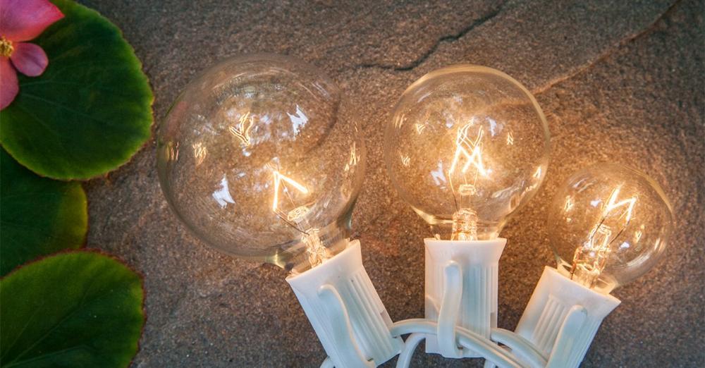 Globe Light Size Comparison Yard Envy In 2020 Globe Lights Globe Light Bulbs Globe