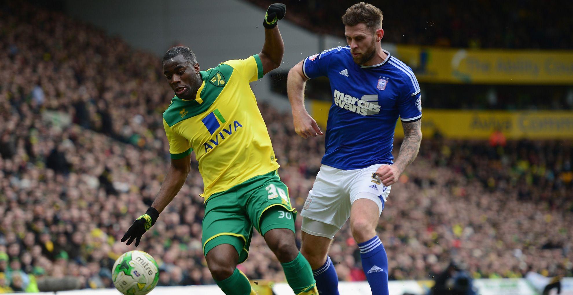 Norwich 2 0 Ipswich Match Report & Highlights PL