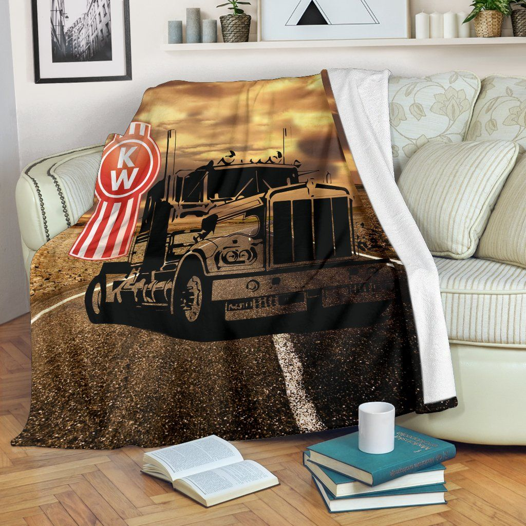 Kenworth Blanket V2 With FREE SHIPPING! (With Images