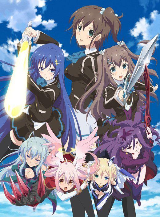 Nueva Imagen Promocional Del Anime Ange Vierge Drawing Anime