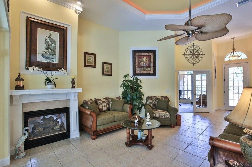 For Sale 48 Eastlake Dr, Palm Coast, FL 438,000. View