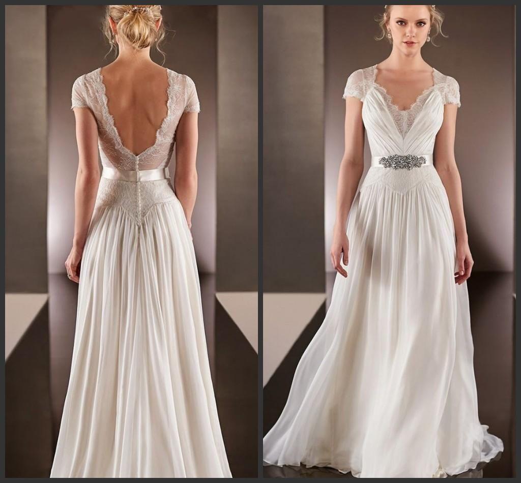 Musidora Wedding Dress   Morilee   Art deco wedding dress