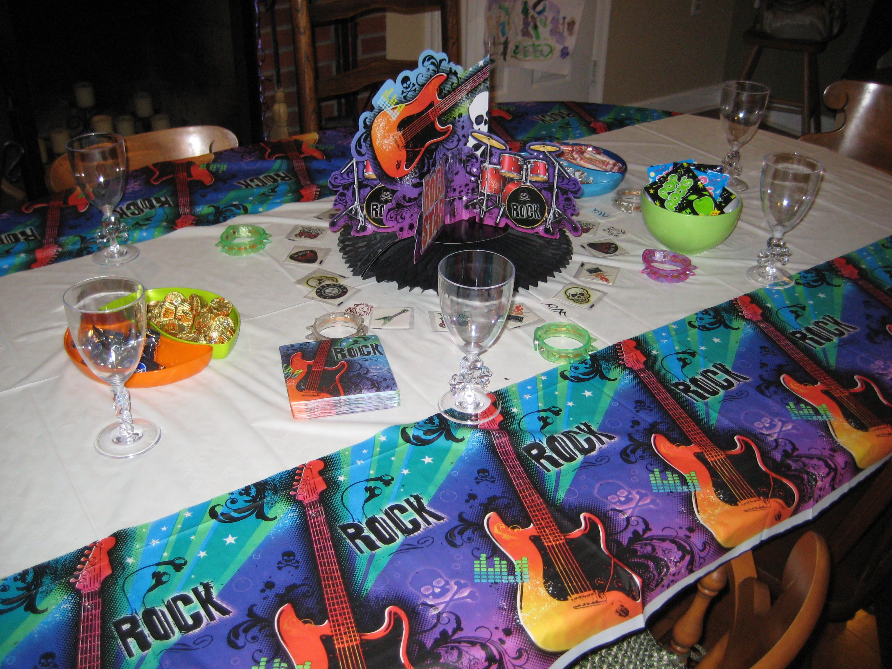 full tags interior exquisite party decorations size table of tag birthday city butterfly covers supplies net themed