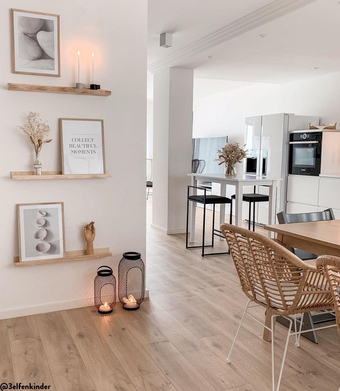 Sala de jantar moderna • hygge decor