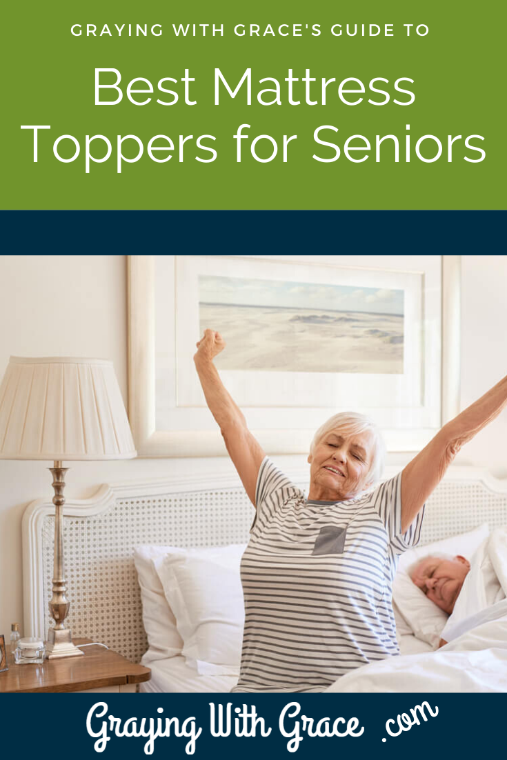 Guide to Mattress Toppers for the Elderly Mattress