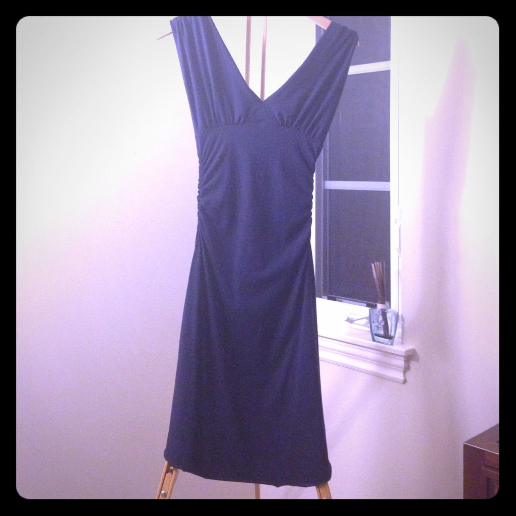 A little navy dress you can live in elegantly products