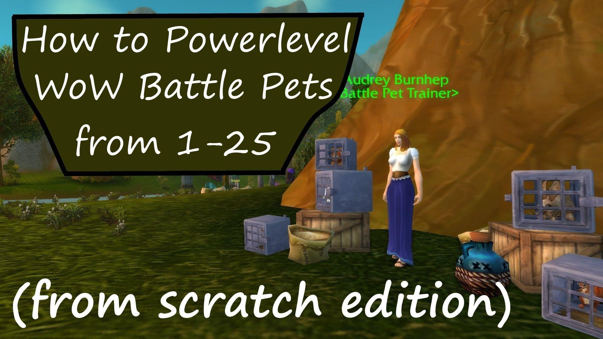 Pin On Warcraft Battle Pets