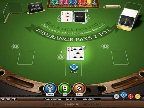 Play Online Blackjack for real money #roulettetips | Play ...