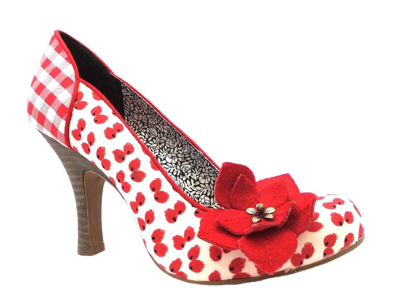 Bright pink colour block court shoes | Women shoes, Womens