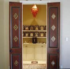 Puja Room Closet Ideas Google Search Pooja Room Door Design