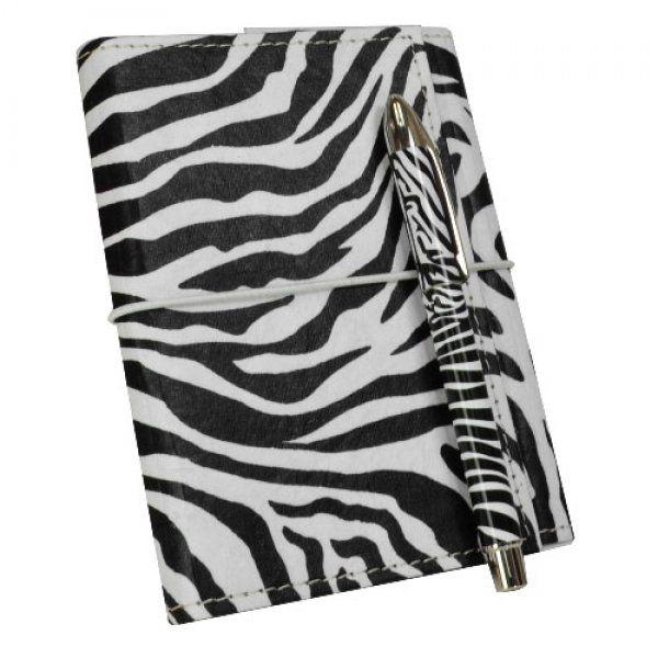 Para uma mulher atual e moderna, este lindo caderno para anotações é ecologicamente correto. Confeccionado com marterial biodegradável e papel reciclado.
