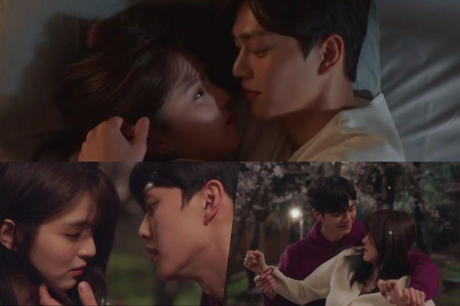 """Watch: Song Kang And Han So Hee Develop An Indescribable Relationship In """"Nevertheless"""" Highlight Clip"""
