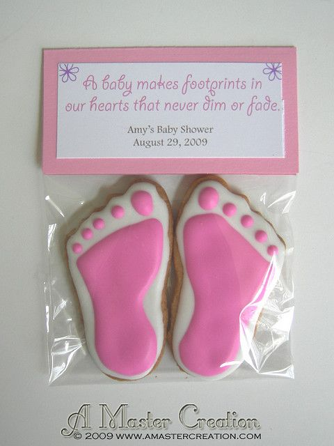 Baby Shower Quotes For Favors ~ For my friend s baby shower i found the quote online and