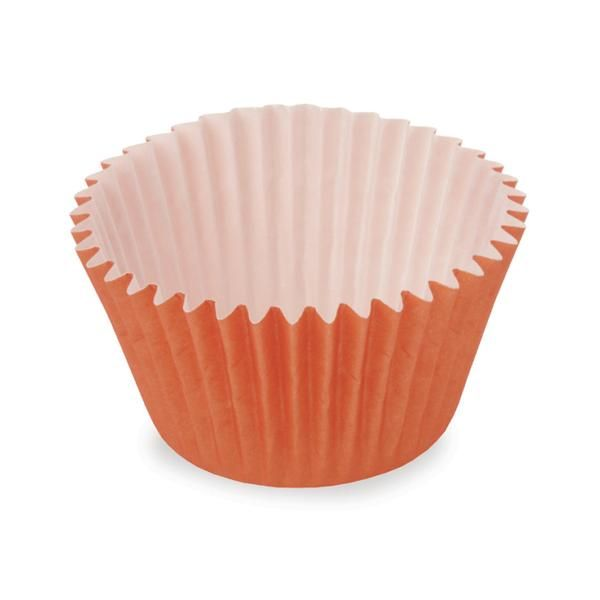 Welcome Home Brands Cupcake Baking Cups Orange Baking Cups