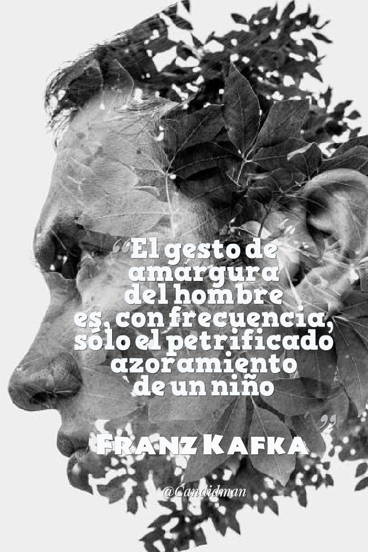 Resultado de imagen de 'Kafka: ese señor tan raro y brillante' (miércoles 26)