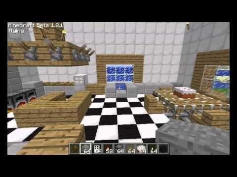 Kitchen Ideas Minecraft Pe minecraft kitchen design and ideas - http://homeimprovementhelp