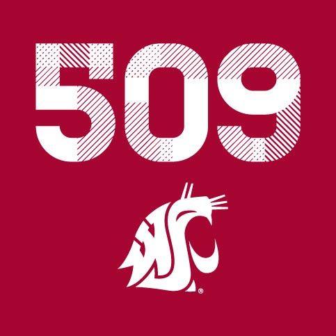 WSU Area Code WSU Cougars Pinterest - 509 area code