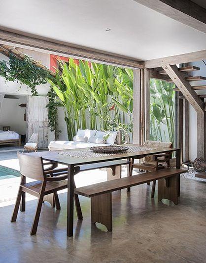 Casa Lola°° Maison de vacances, Intérieur tropical et Maison