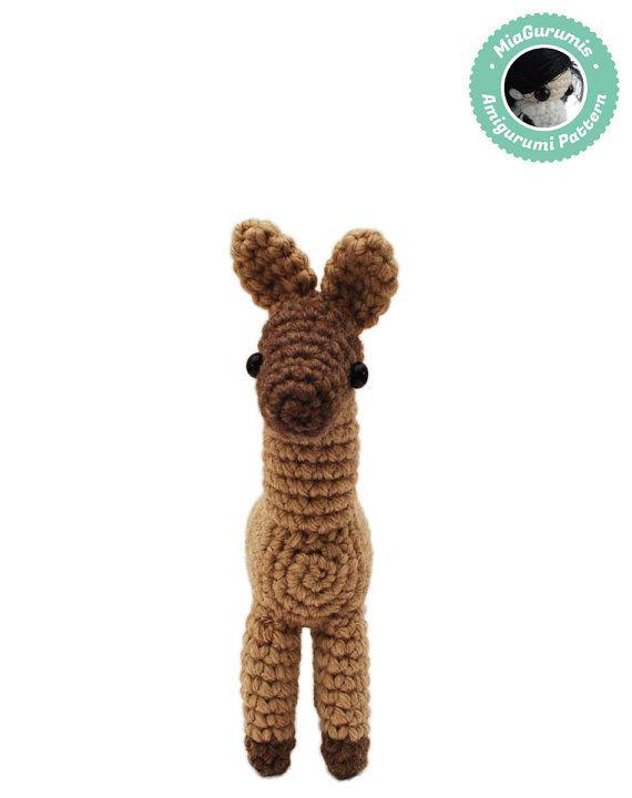 Crochet pattern Llama Amigurumi pattern Alpaca от MiaGurumis | ЛАМА ...