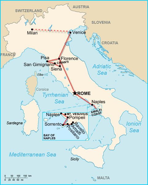 A slightly more insane itinerary that adds pompeii amalfi coast a slightly more insane itinerary that adds pompeii amalfi coast pisa and more gumiabroncs Choice Image