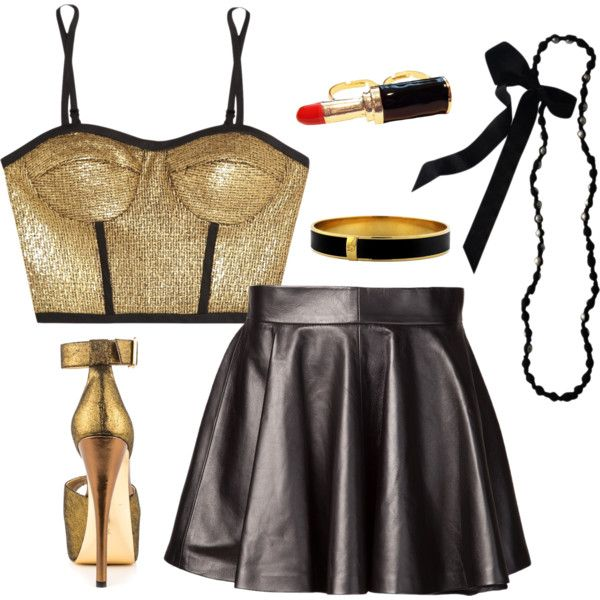 Featuring Can Dace - Bronze Satin Luichiny Red Carpet