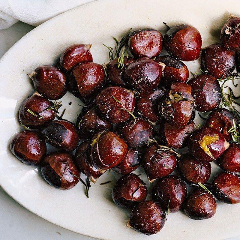 Festive Chestnut Recipes - Epicurious