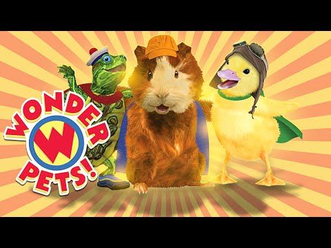 Wonder Pets Theme Song Remix Prod By Attic Stein Wonder Pets Music For Kids Animal Theme