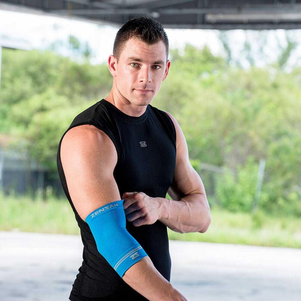 Compression Elbow Sleeve Compression elbow sleeve, Elbow