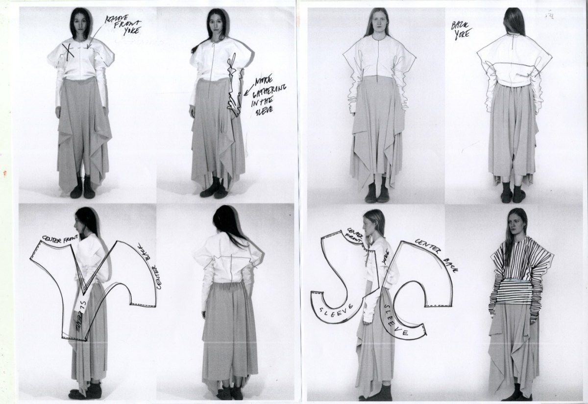 Siiri Raasakka Interview Central Saint Martins Ma Fashion Fashion Design Portfolio Fashion Portfolio Illustration Fashion Design