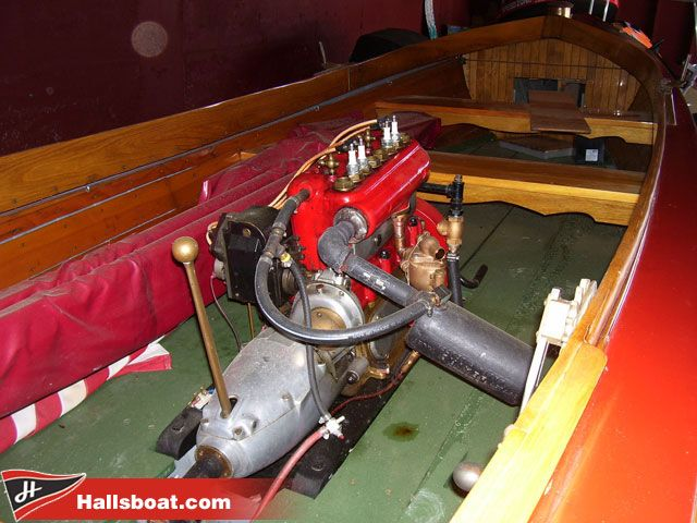 4 Cylinder Boat Engine Dengan Gambar