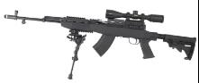 Custom SKS w/ Tapco stock