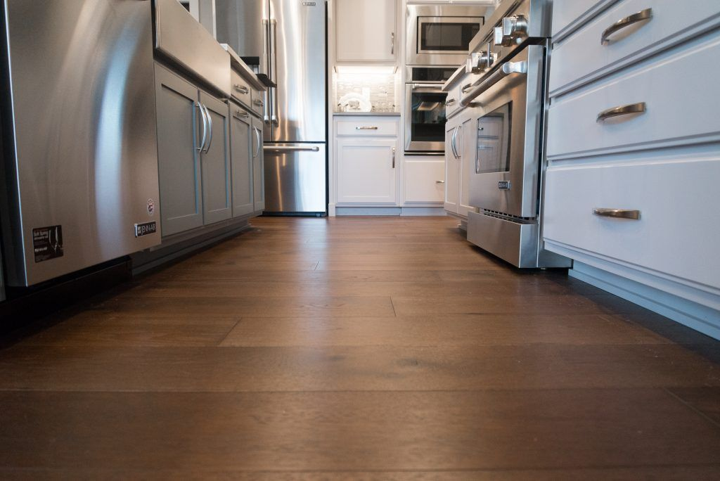 Kitchen Backsplash Artemis Silver Haze Grout Warm Gray