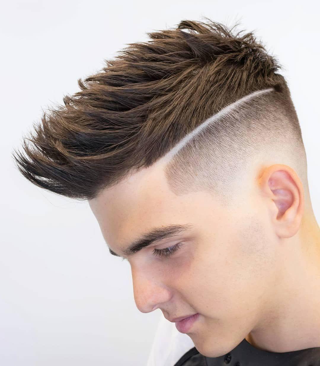 Pin on Barba e cabelo masculino