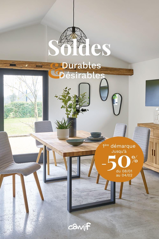 Camif Soldes 1ere Demarque Jusqu A 50 En 2020 Decoration Salon Bord De Mer Deco Maison Interieur Mobilier De Salon