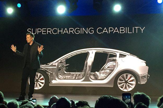 Elon Musk First Electric Car