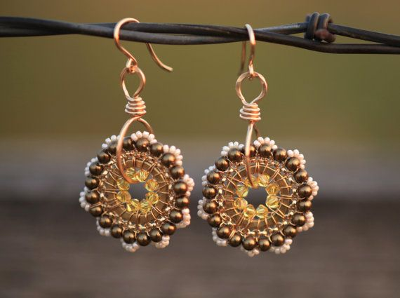Jewelry, Earrings, Dangle, Hoop, Drop, Beadwork, Holiday, Cocktail, Trending Items. Bridal Accessories  inspiration