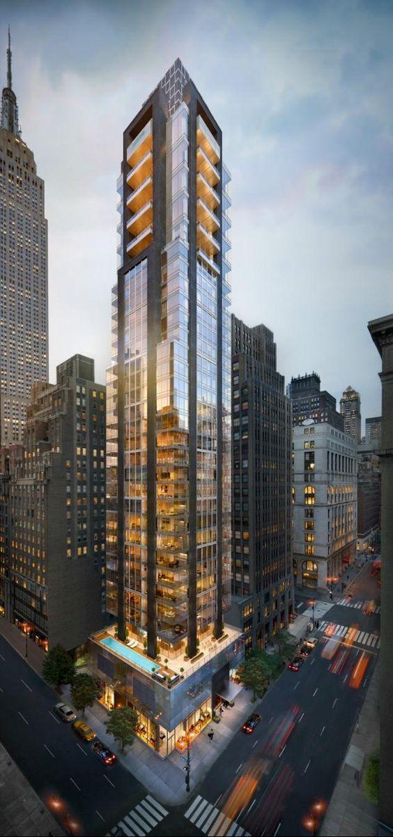 172 Madison Avenue Phc In Midtown South Manhattan Streeteasy Building Skyscraper Architecture Architecture Building