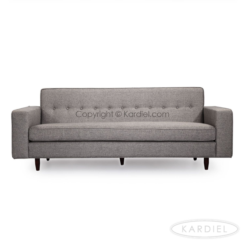 Eleanor Mid Century Modern Sofa Products Pinterest
