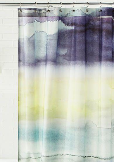 BluebellgrayR Morar Shower Curtain